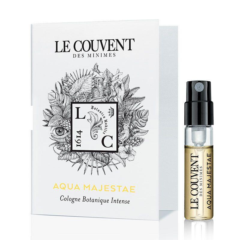 クヴォン・デ・ミニムを2,000円以上購入で香水のサンプルをプレゼント