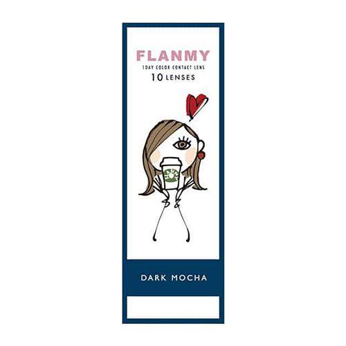 こっそり叶う、オトナかわいい瞳へ!『FLANMY(フランミー)ダークモカ』をご紹介♡に関する画像1