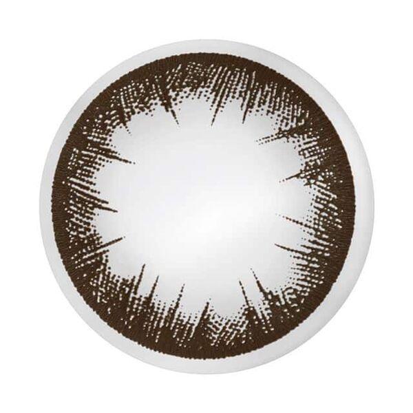 自然に瞳を大きく見せる『エルコンワンデー ポップ ショコラ』のご紹介に関する画像4