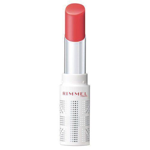 普段使いしやすいやさしいカラーのRIMMEL(リンメル)『ラスティングフィニッシュ ティントリップ  002 唇に溶け込むようになじむピーチピンク』をレポに関する画像1