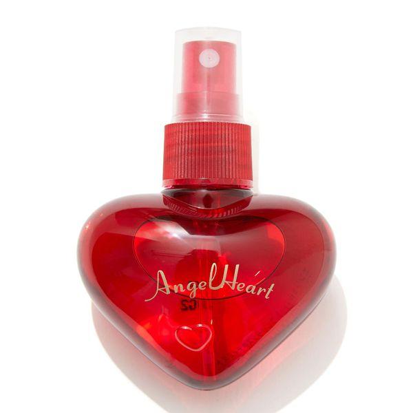 真っ赤なハート型のボトルがかわいすぎる♡ 『エンジェル ハート フレグランスボディミスト 』をご紹介に関する画像1