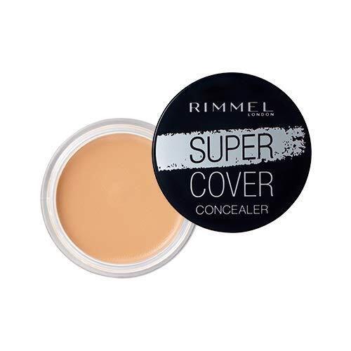 肌をいたわりカバーするRIMMEL(リンメル)『スーパーカバーコンシーラー 001 明るい肌色』をご紹介に関する画像1