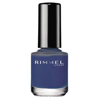 高発色で色鮮やかな仕上がり!RIMMEL(リンメル)『スピーディ フィニッシュ 915 スモーキーブルー』をご紹介に関する画像1