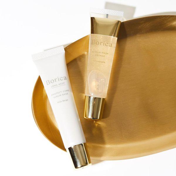 美容オイル配合!Borica(ボリカ)『美容液マスクプライマー』の使用感をレポに関する画像1