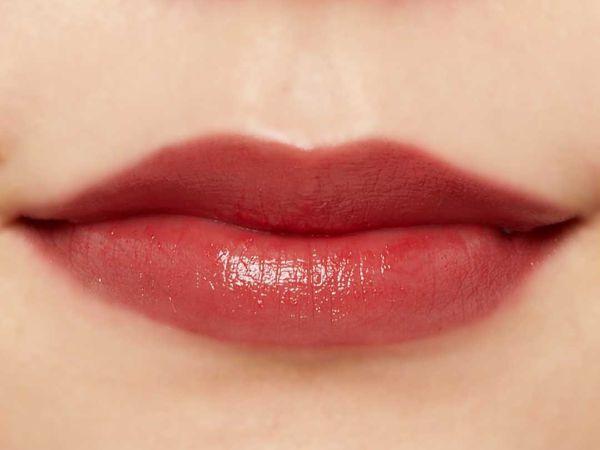 高発色、高保湿の万能リップ『グレイズバームリップ』のGB02 ピーチタルトをご紹介に関する画像18