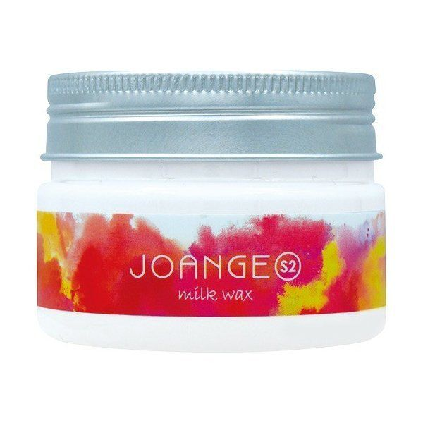 やさしい香りで髪をふんわりまとめるジョアンジュ『カラーケア ミルクワックスS2』のご紹介に関する画像1