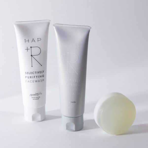 肌に必要な皮脂だけを残して洗う!HAP+R(ハップアール)『ハップアール フェイスウォッシュ』をご紹介に関する画像1