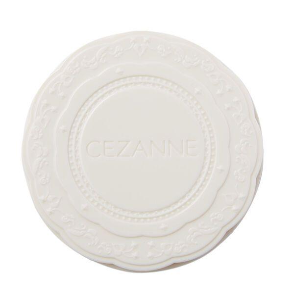 CEZANNE(セザンヌ)『UVシルクカバーパウダー 02 ナチュラル』の使用感をレポに関する画像1