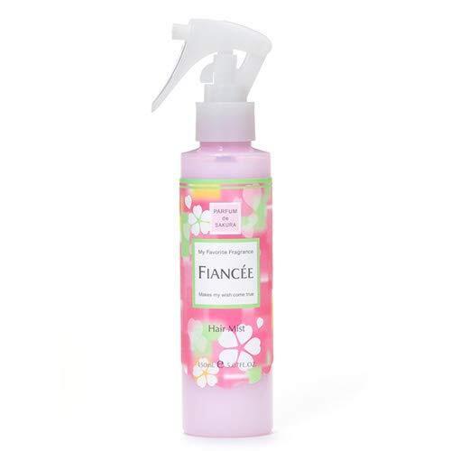 甘酸っぱい香りのFIANCEE(フィアンセ)『フレグランスヘアミスト さくらの香り』をレポに関する画像1