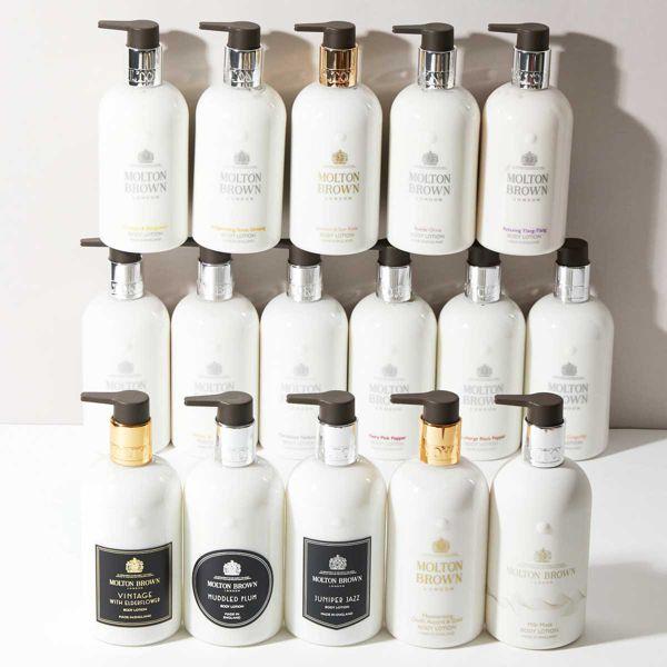 高貴で奥深いオリエンタルな香り。モルトンブラウン『ウード・アコード&ゴールド ボディローション』のご紹介に関する画像1