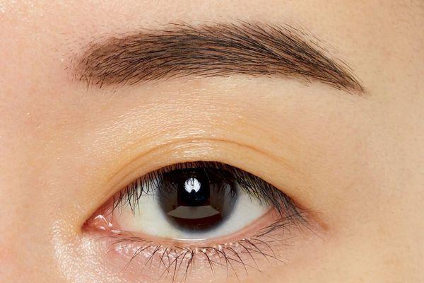 立体眉毛を1日キープ! K-パレット『ラスティングツーウェイアイブロウ リキッドWP 04 グレイッシュブラウン』をご紹介します。に関する画像7