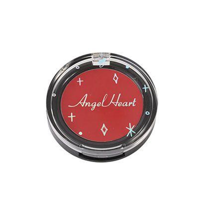 鮮やかに発色する、Angel Heart(エンジェルハート)『チーク&リップクリーム 04 ピュアレッド』の使用感をレポに関する画像1