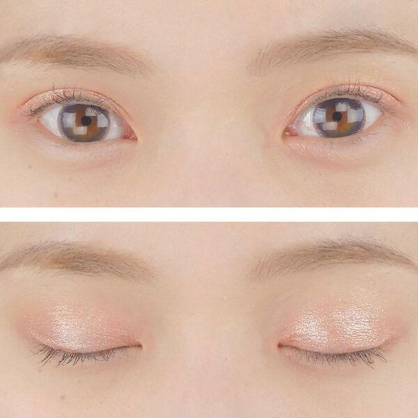 Fujiko(フジコ)『フジコシェイクシャドウ 03 フレンチピンク』の使用感をレポ!に関する画像7