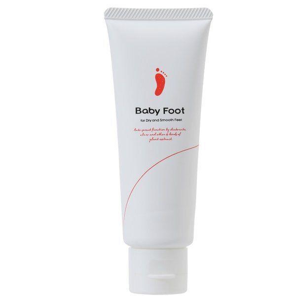 足指のケアにBaby Foot(ベビーフット)『さらさらフットジェル』の使用感をレポに関する画像1