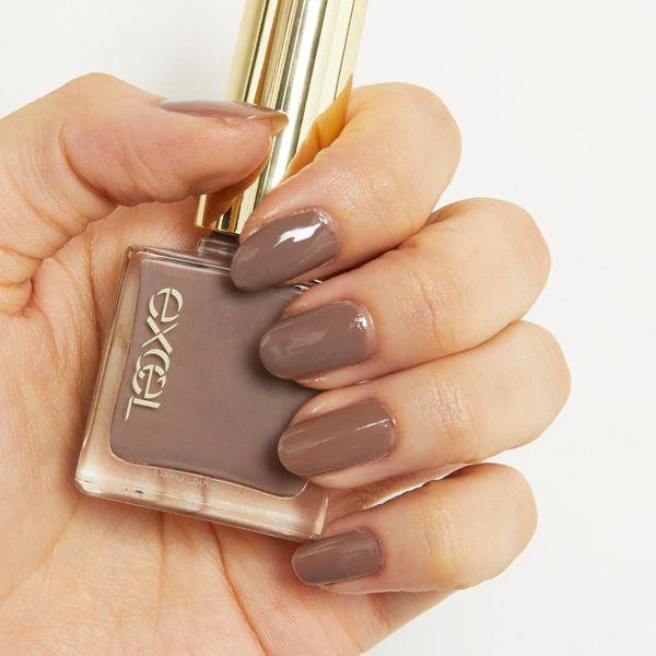 手が綺麗に見える!?使いやすいニュアンスカラーでお洒落な指先に! 透明感のあるブラウンカラー、アールグレイをご紹介に関する画像13