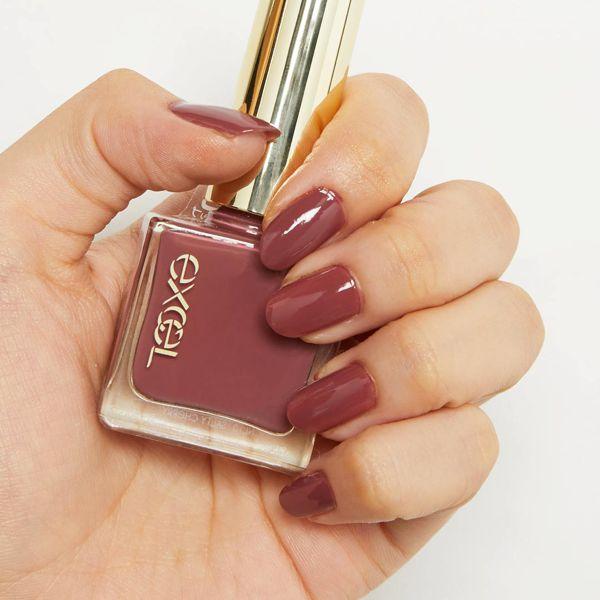手が綺麗に見える!?使いやすいニュアンスカラーでお洒落な指先に! 透明感のあるブラウンカラー、アールグレイをご紹介に関する画像36