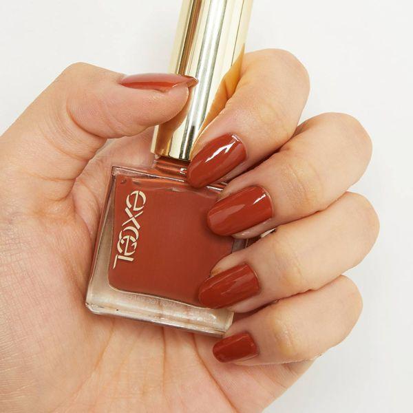 手が綺麗に見える!?使いやすいニュアンスカラーでお洒落な指先に! 透明感のあるブラウンカラー、アールグレイをご紹介に関する画像42