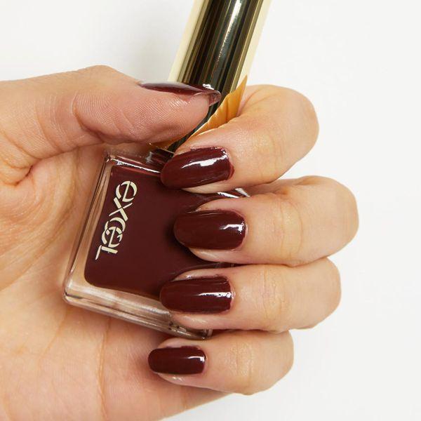 手が綺麗に見える!?使いやすいニュアンスカラーでお洒落な指先に! 透明感のあるブラウンカラー、アールグレイをご紹介に関する画像45