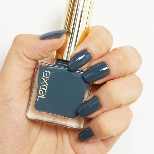 手が綺麗に見える!?使いやすいニュアンスカラーでお洒落な指先に! 透明感のあるブラウンカラー、アールグレイをご紹介に関する画像48