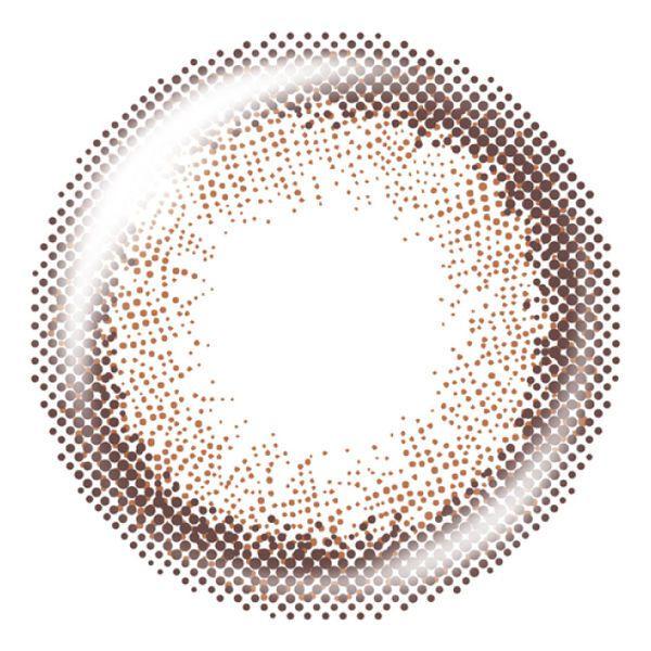 ナチュラルに華やかな瞳を演出! Tiary eyes(ティアリーアイズ)『ティアリーアイズ シアーブラウン』をレポに関する画像9