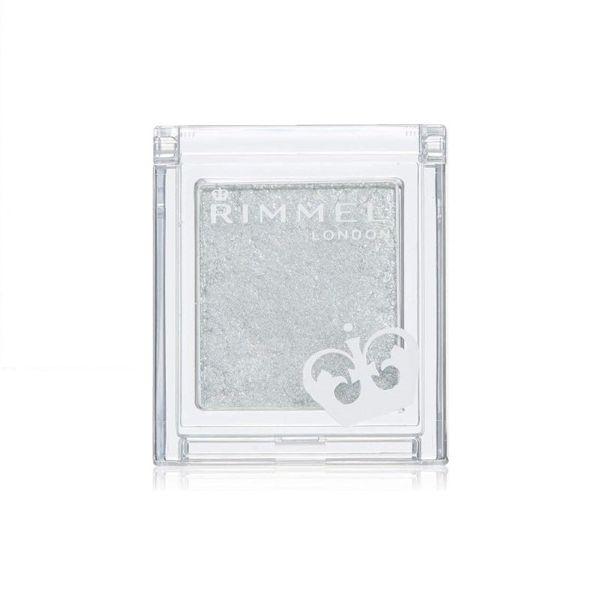 洗練されたカラーのRIMMEL(リンメル)『プリズム パウダーアイカラー 019 クリスタルシルバー』をご紹介に関する画像1