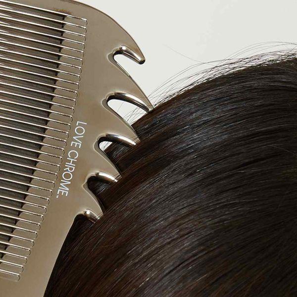 髪へのダメージが少なくなる!? LOVE CHROME(ラブクロム)『PG Nami Premium Black』をご紹介に関する画像7