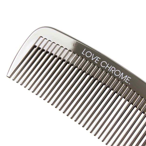 髪をやさしくとかし、サラサラにしてくれるコーム!LOVE CHROME(ラブクロム)『PG テツキ プレミアムブラック』をご紹介に関する画像7