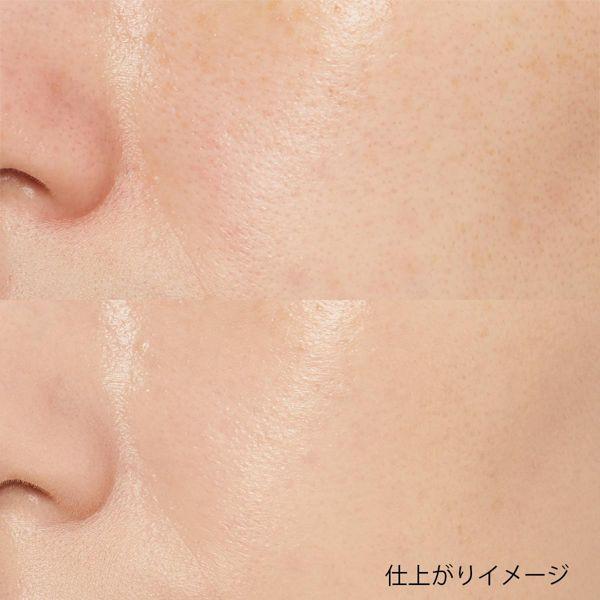 kiss(キス)『マットシフォン UVリキッドファンデ 03 オークル』の使用感をレポに関する画像7