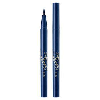 コシのある極細筆でキワも埋まる! kiss(キス)『リキッドシャープライナー X Marine Blue』をレポに関する画像1