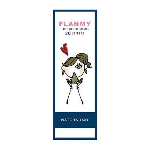 こっそり叶う、オトナかわいい瞳へ! カラコン『FLANMY(フランミー)マッチャタルト』をご紹介♡に関する画像1