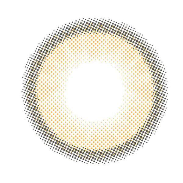 N's Collection(エヌズコレクション)『エヌズコレクション ワンデー レモネード』の使用感をレポに関する画像1