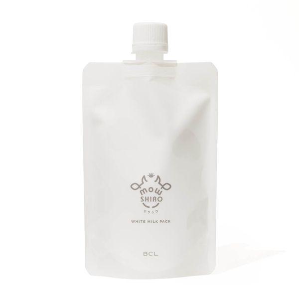 洗い流すクリームパック!モウシロ『ホワイトパック』の使用感をレポに関する画像4