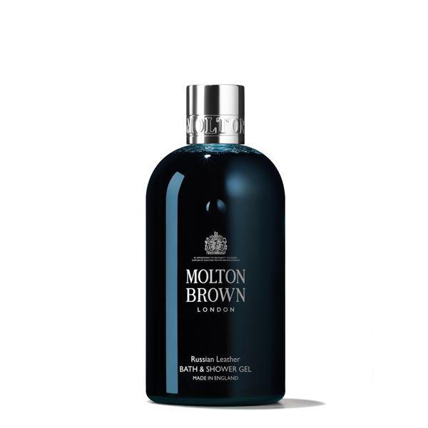 上品で力強い高級レザーの香り。モルトンブラウン『ロシアンレザー バス&シャワージェル』をご紹介に関する画像4