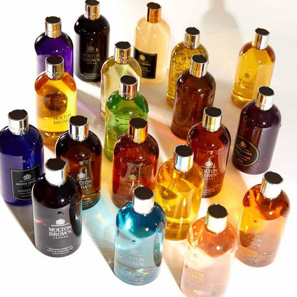 上品で力強い高級レザーの香り。モルトンブラウン『ロシアンレザー バス&シャワージェル』をご紹介に関する画像1