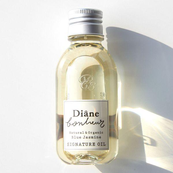 Moist Diane(モイスト・ダイアン)『ヘア&ボディオイル』の使用感をレポに関する画像1