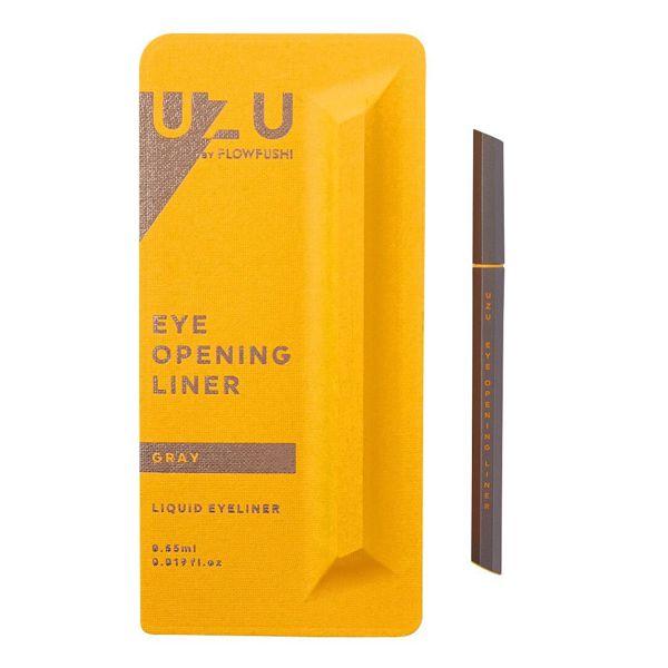 定番カラーから珍しいカラーまで揃ってる UZU BY FLOWFUSHI(ウズバイフローフシ)『アイオープニングライナー グレー』の使用感レポ!に関する画像4