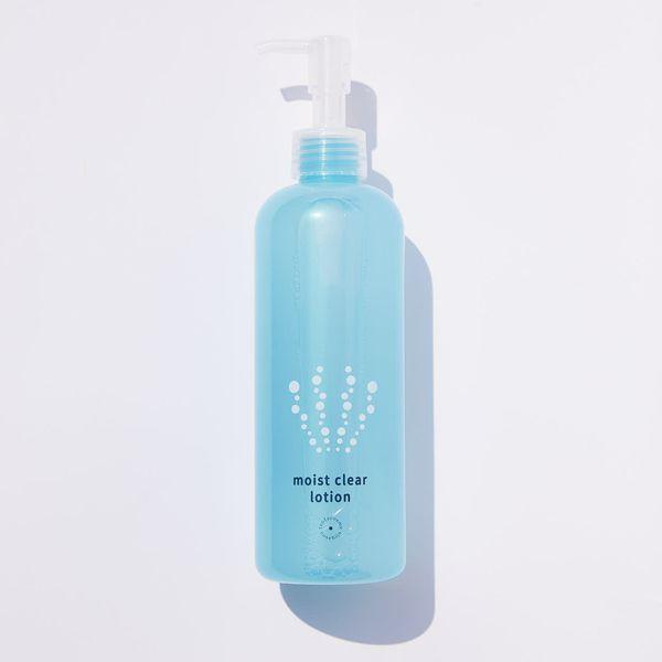 スキンケアの効果を100%引き出す拭き取り化粧水!「モイストクリアローション」に関する画像4