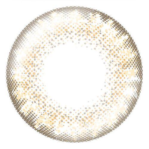 ピエナージュ『UV&MOIST ワンデー(度なし) No.107 ハッピー』をご紹介に関する画像4