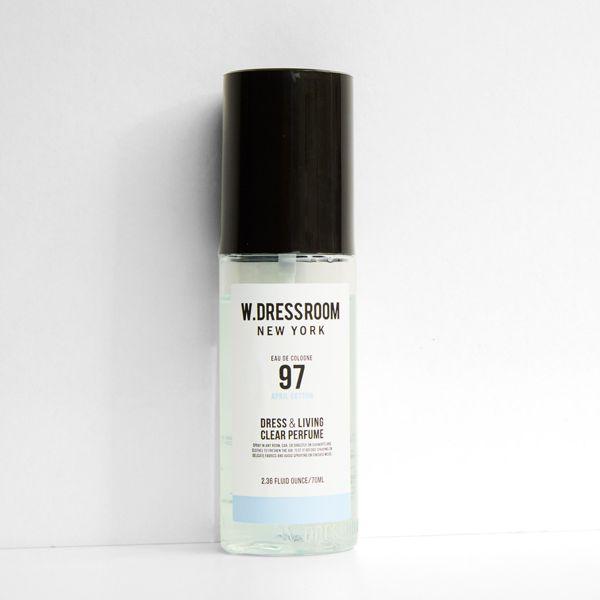 ダブルドレスルーム97番はシャボンの柔らかな香り広がる衣類・空間専用フレグランスに関する画像10