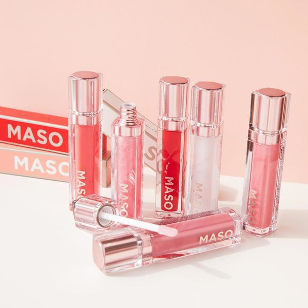 2019年3月誕生「MASO」が手掛けるフォトジェニックなリッププランパーは圧倒的可愛さだった。に関する画像1