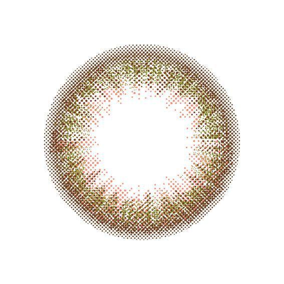 瞳本来の美しさを引き出すカラーコンタクトLuMia(ルミア)『ルミア ワンデー 14.5mm シフォンオリーブ』をレポ!に関する画像1