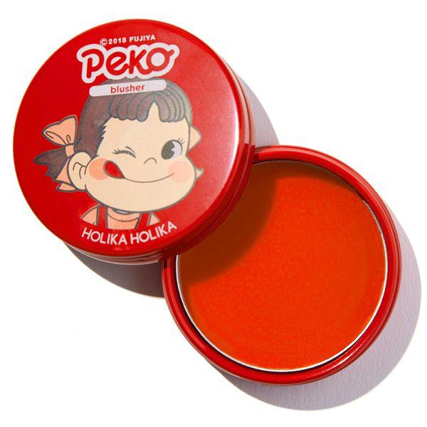 ペコちゃんのほっぺになれる?元気なオレンジチーク&リップに関する画像7