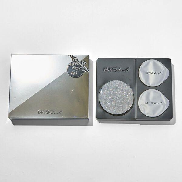 メイクヒールの『ウォンピエルクッション BE0103-N レブライト』をご紹介に関する画像4