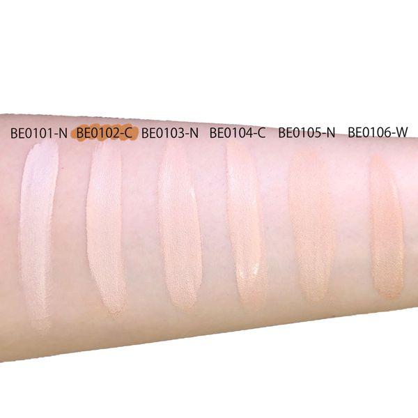 色白モモ肌さん。つるんと「陶器肌」ファンデこちらです。に関する画像9