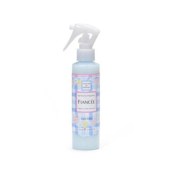 シュッとひと吹きで、髪からピュアでさわやかな香りが広がるFIANCEE(フィアンセ)『フレグランスヘアミスト はじまりの朝の香り』をご紹介に関する画像1
