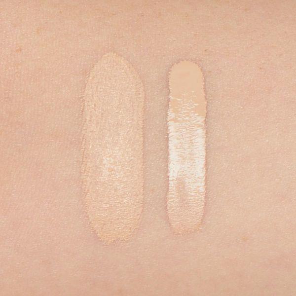 自然な肌色でカバーするthe saem(ザ セム)『リキッド&スティック 2WAYコンシーラー デュオ 1.5 ナチュラルベージュ』をご紹介に関する画像5