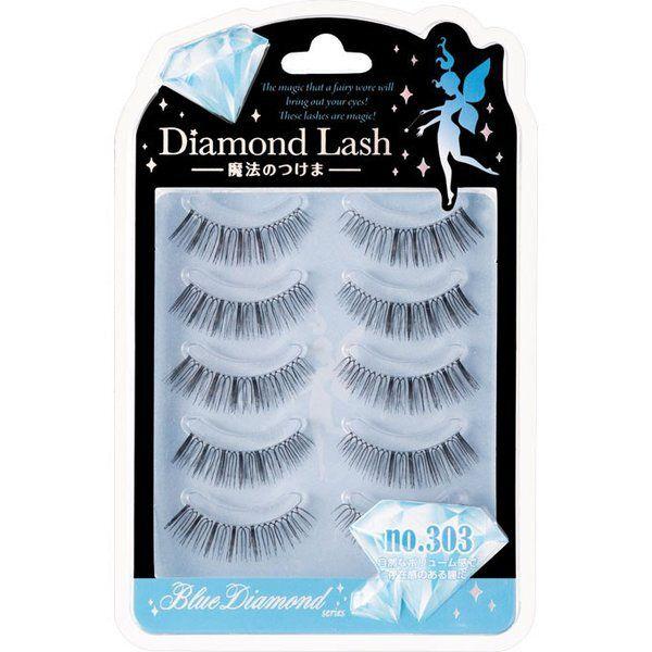 Diamond Lash(ダイヤモンドラッシュ)『ダイヤモンドラッシュ ブルーダイヤモンドシリーズ no.303』をレポ!に関する画像1