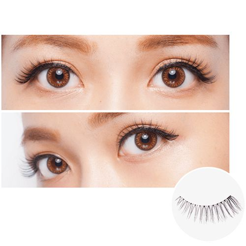 ナチュラルな瞳を演出するダイヤモンドラッシュ『リトルウィンクシリーズ  シークレットeye』をご紹介に関する画像4