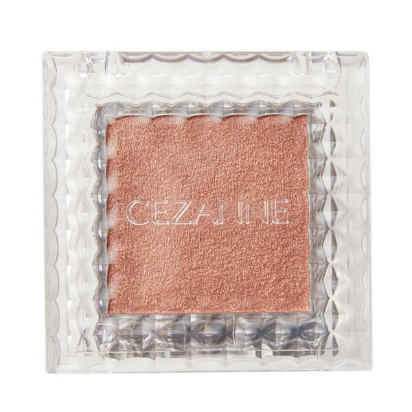 CEZANNE(セザンヌ)『シングルカラーアイシャドウ 06 オレンジブラウン』の使用感をレポ!に関する画像13