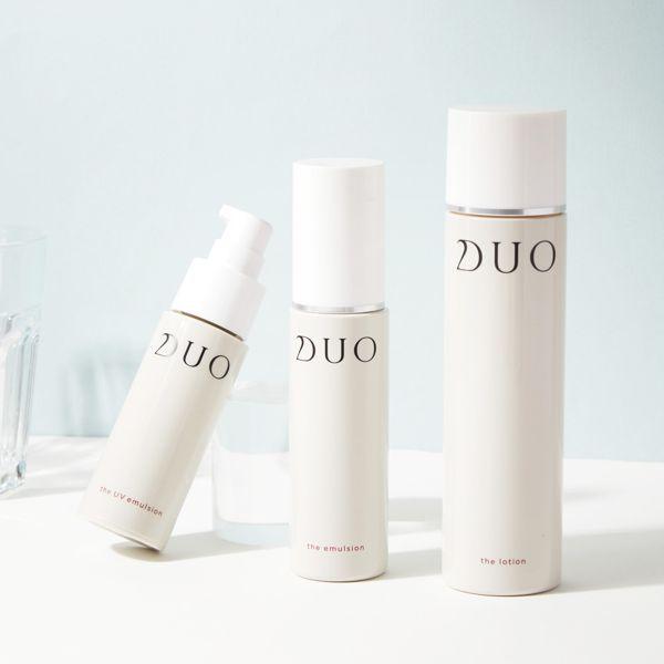 DUO(デュオ)の『ザ エマルジョン』の使用感をレポ!に関する画像1